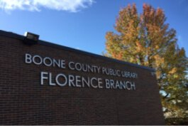 The Florence branch will be a pilot site for a plan to expand Wi-Fi access.