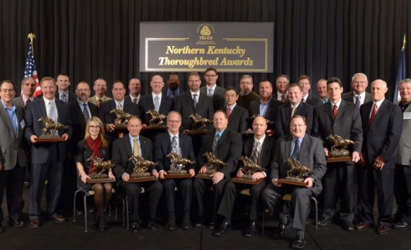 Northern Kentucky recognizes 2013 Thoroughbreds