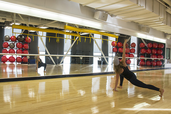 NKU's new Campus Recreation Center is a hub for student activity