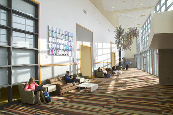 Votruba Student Union helped bring new architecture and energy to NKU's campus
