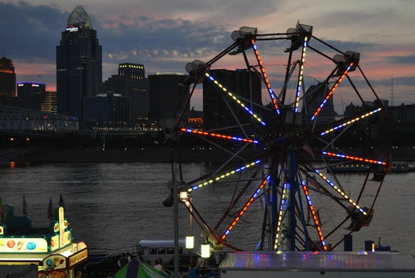 Covington's summer celebration July 9-14 will include ferris wheel rides