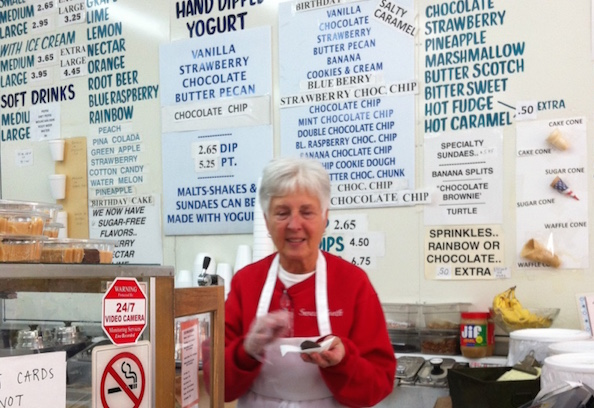 Monika Kenney has worked at Sweet Tooth for more than 30 years