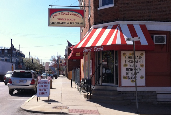 Newport's Sweet Tooth recently celebrated 45 years in business