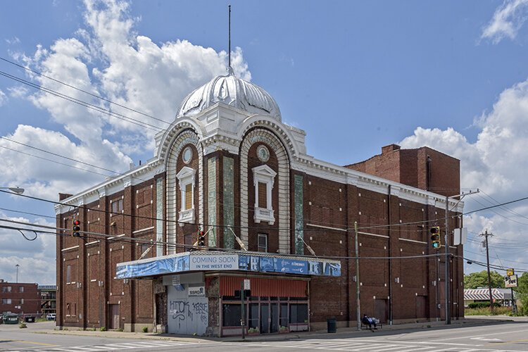 The West End's Regal Theater.