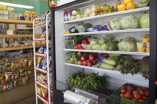 Independent grocers like Gutierrez Deli in Covington are carrying more fresh produce.