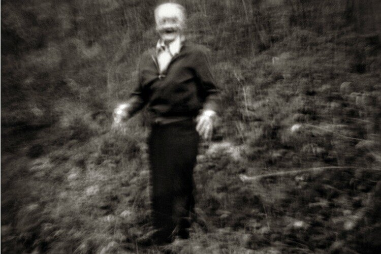 """Emmet Dances the Jig,"" Krieger Falls, Ohio, 1974"