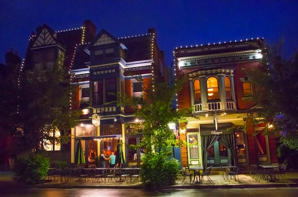 MainStrasse has retained its German heritage but added an innovative dining scene, says the Lexington Herald-Leader