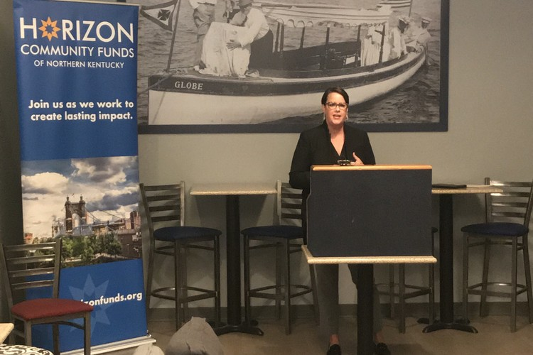 Horizon Community Funds President Nancy Grayson