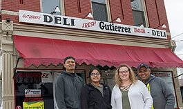 Gutierrez Deli has become a gathering place for Covington's growing Latino population and Hispanic immigrants