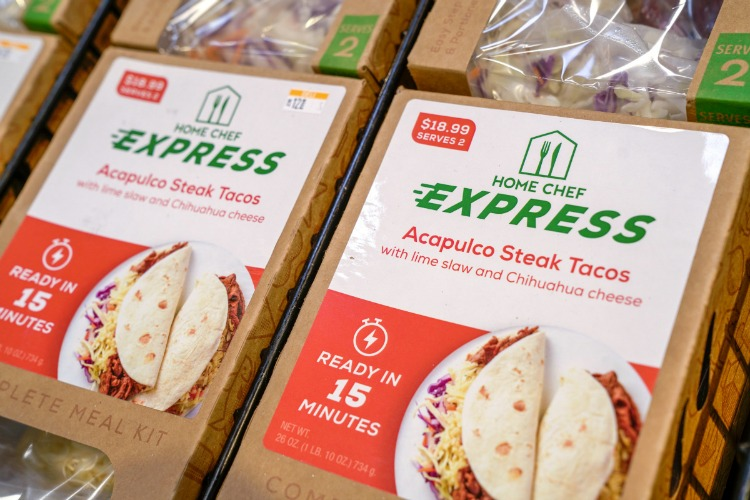 Home Chef Express meal kits from Kroger will be sold at Walgreens in NKY.